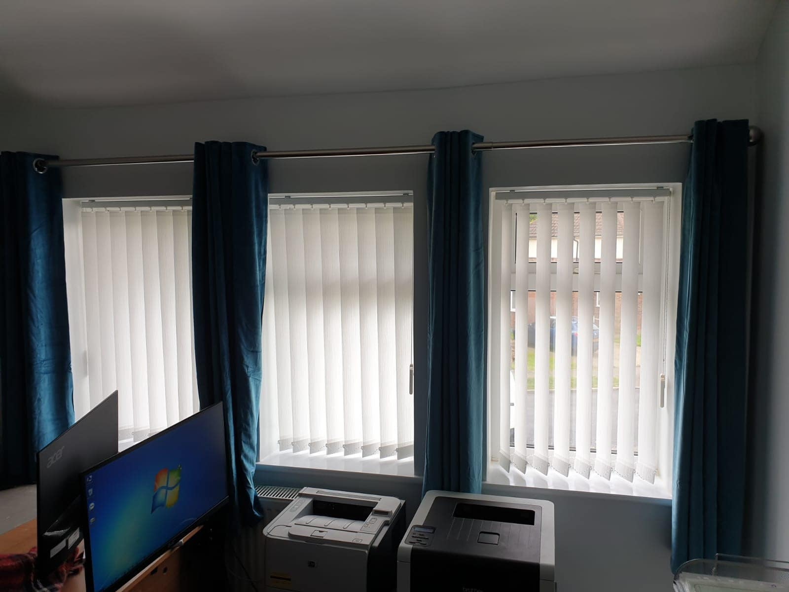 New Home New Blinds